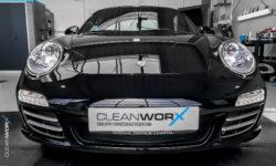 Porsche 911 997 Aufbereitung Cleanworx 9
