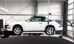 Porsche 911 Targa 964 Autoaufbereitung 3