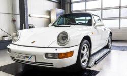 Porsche 911 Targa 964 Autoaufbereitung 6