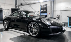 Porsche 911 Carrera Cabriolet 4s 991 Fahrzeugaufbereitung 12