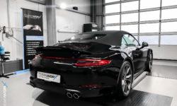 Porsche 911 Carrera Cabriolet 4s 991 Fahrzeugaufbereitung 8
