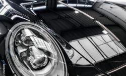 Porsche 911 Turbo Cabriolet Keramikversiegelung 991