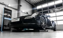Porsche 911 Turbo Cabriolet Keramikversiegelung 9912