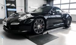 Porsche 911 Turbo Cabriolet Keramikversiegelung 9913
