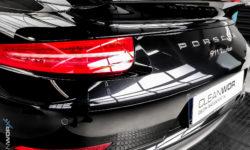 Porsche 911 Turbo Cabriolet Keramikversiegelung 9915