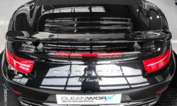 Porsche 911 Turbo Cabriolet Keramikversiegelung 9916
