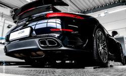 Porsche 911 Turbo Cabriolet Keramikversiegelung 9917