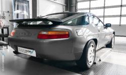 Porsche 928 Aufbereitung Cleanworx Carnaubawachs 2