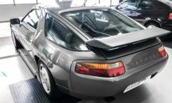 Porsche 928 Aufbereitung Cleanworx Carnaubawachs 3