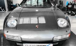 Porsche 928 Aufbereitung Cleanworx Carnaubawachs 5
