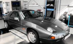 Porsche 928 Aufbereitung Cleanworx Carnaubawachs 6