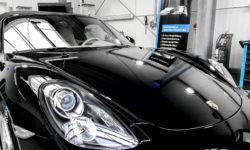 Porsche Boxster 981 Keramikversiegelung 2