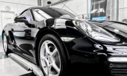 Porsche Boxster 981 Keramikversiegelung 3