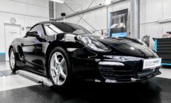 Porsche Boxster 981 Keramikversiegelung 4