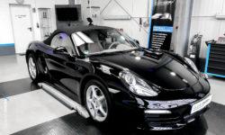 Porsche Boxster 981 Keramikversiegelung 5