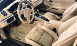 Porsche Boxster 981 Keramikversiegelung 7