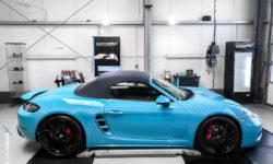 Porsche Boxster GTS 718 982 Cleanworx Keramikversiegelung 17