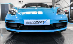 Porsche Boxster GTS 718 982 Cleanworx Keramikversiegelung 18