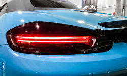 Porsche Boxster GTS 718 982 Cleanworx Keramikversiegelung 2