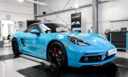 Porsche Boxster GTS 718 982 Cleanworx Keramikversiegelung 20
