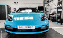 Porsche Boxster GTS 718 982 Cleanworx Keramikversiegelung 22
