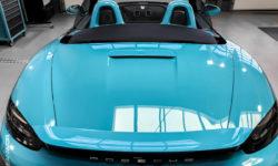 Porsche Boxster GTS 718 982 Cleanworx Keramikversiegelung 29