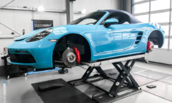 Porsche Boxster GTS 718 982 Cleanworx Keramikversiegelung 6