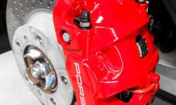 Porsche Boxster GTS 718 982 Cleanworx Keramikversiegelung 7