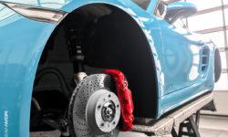 Porsche Boxster GTS 718 982 Cleanworx Keramikversiegelung 9