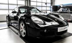 Porsche Cayman S 987c Autoaufbereitung 12