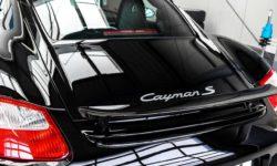 Porsche Cayman S 987c Autoaufbereitung 17