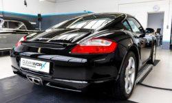 Porsche Cayman S 987c Autoaufbereitung 9