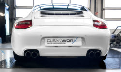 Porsche Keramikversiegelung Carrera 4s 911 997 1