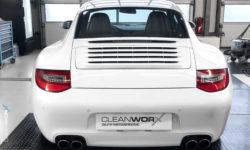 Porsche Keramikversiegelung Carrera 4s 911 997 2