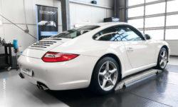 Porsche Keramikversiegelung Carrera 4s 911 997 3