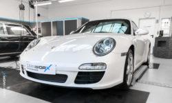 Porsche Keramikversiegelung Carrera 4s 911 997 4
