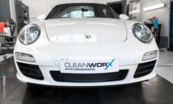 Porsche Keramikversiegelung Carrera 4s 911 997 5