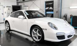 Porsche Keramikversiegelung Carrera 4s 911 997 6